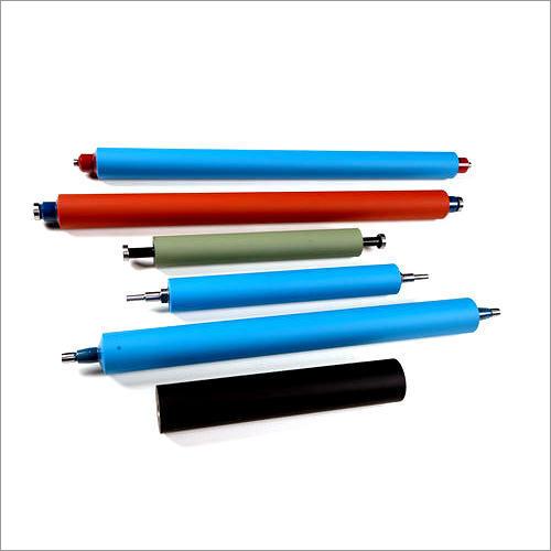 Smoke Design Printing Roller