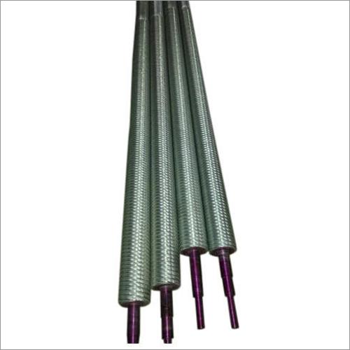Stainless Steel Screw Roller