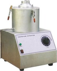 Centrifuge Extractor (Motorised