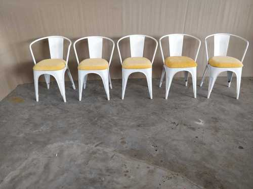 Armless Hotel Cushion Chair