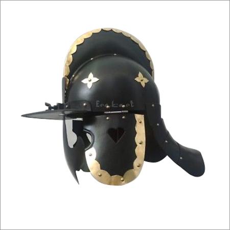Antique Polish Hussar Helmet