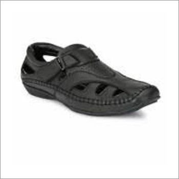 Mens Leather Sandal Shoe