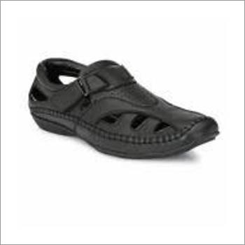 Mens Leather Sandal Shoe