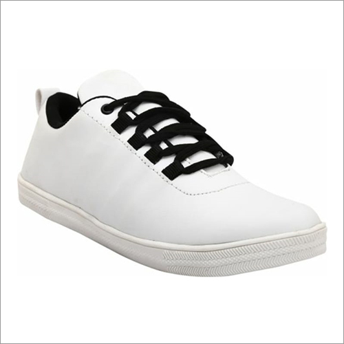 Mens White Sneaker Shoes