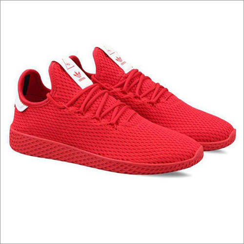 Mens Red Sports Shoes