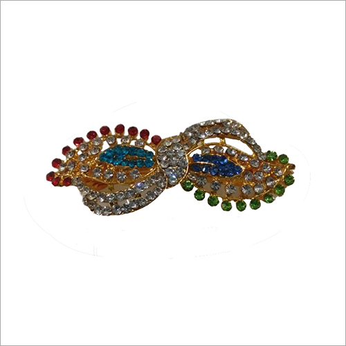 Ladies Stone Studded Hair Clips