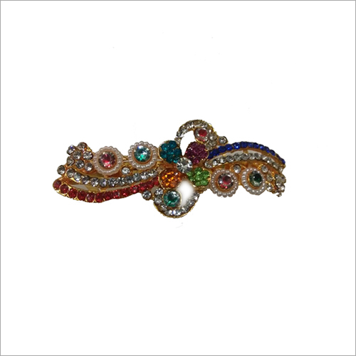 Ladies Fancy Stone Studded Hair Clips