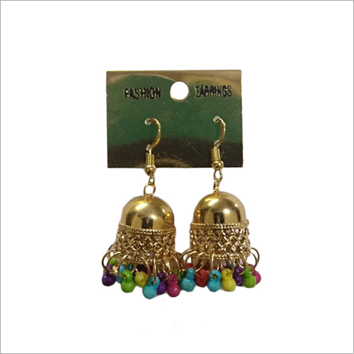 Ladies Fancy Jhumkas Set