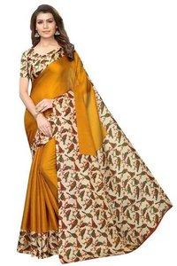 New Design Saree In Khadi Silk