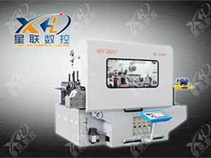 Automatic resistance welding machine (400 cans / min)