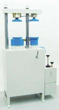 Semi-Automatic (Motorized) Cement Compression & Flexure Testing Machines