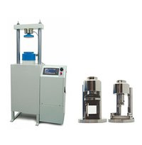Automatic Cement Compression & Flexure Testing Machines