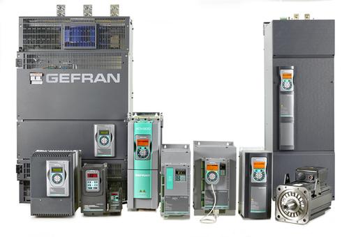 Sigmatek Gefran AC Drive