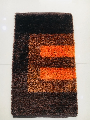Cut Shuttle Polyester Rugs