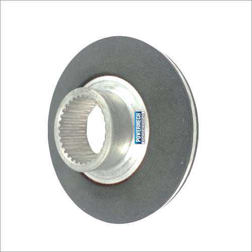 Emco SIMPLATROLL Type 14.458 Brake Disc