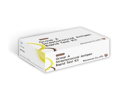 Streptococcus Ag rapid test