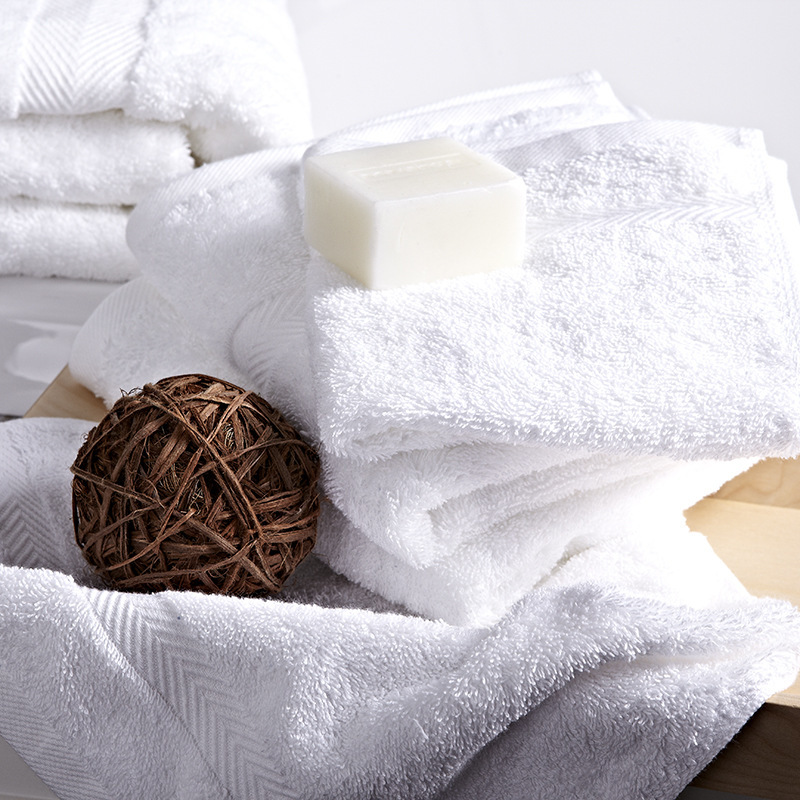 Luxury Collection Spa Bath Towels