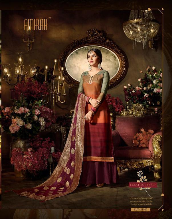 Embroidery Designer Suits