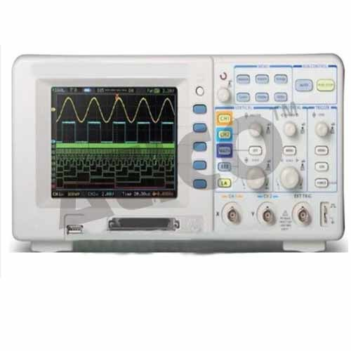 Mixed Signal Digital Storage Oscilloscope And Logic Analyzer