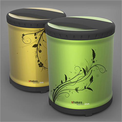 Stainless Steel Food Jar Designing Service