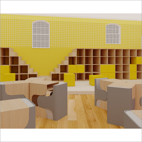 Kids House Interior Designing Service