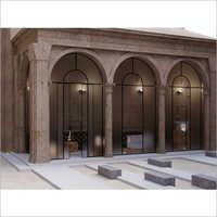 Statue Gallery Interior Designing Service