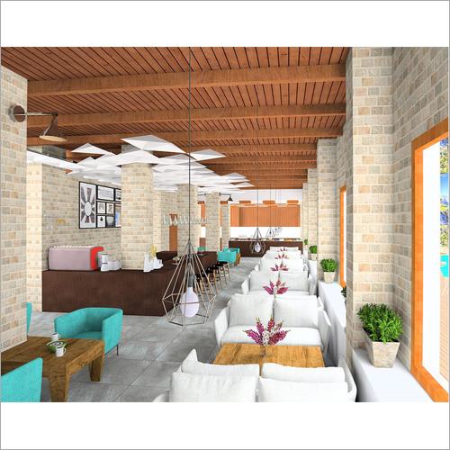Coffee House Interior Designing Service