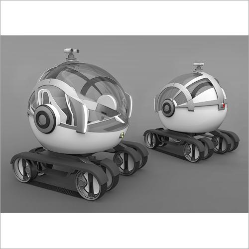 Animation Vehicle Designing Service