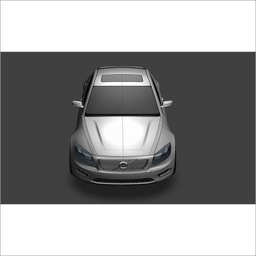 Car 3D Modelling Service