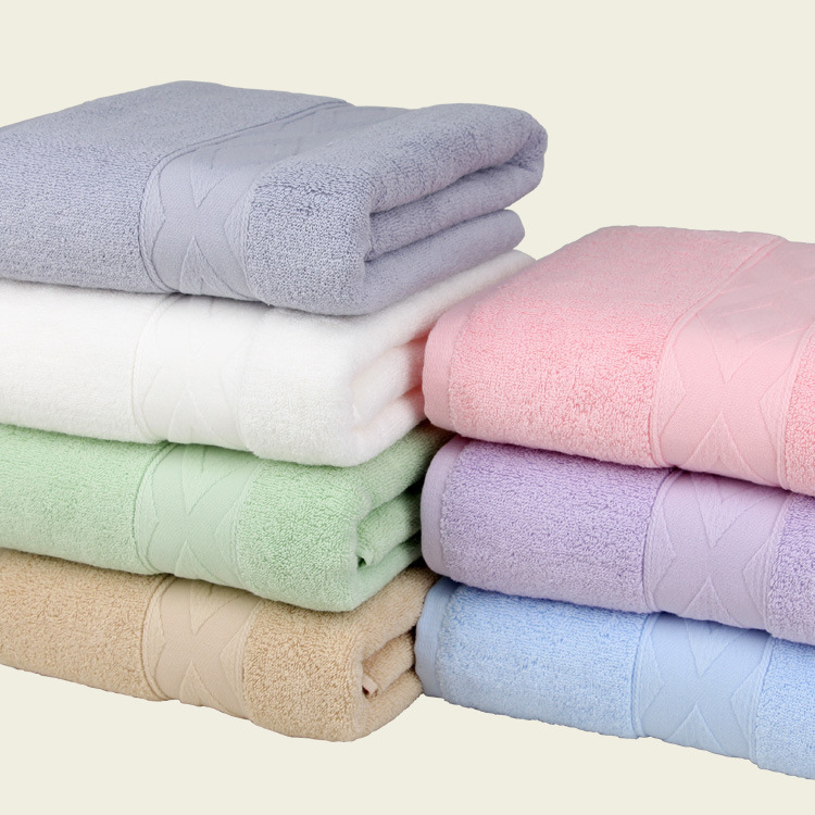 100% Cotton Hotel Bath Towel