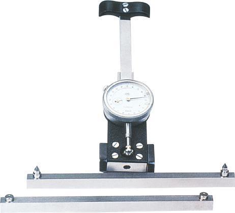 De-Mountable Mechanical Strain Gauge
