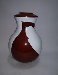 Flowerpot Cremation Urn For Home Decor