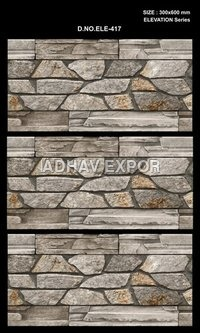 High Deep Elevation Wall Tile