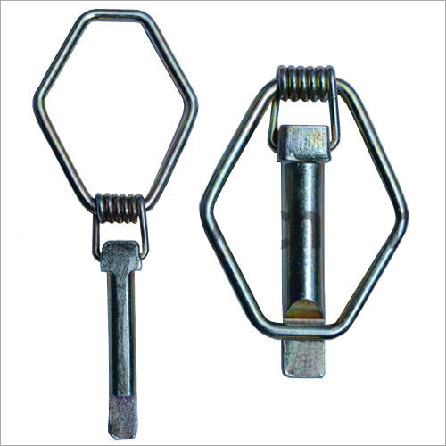 Durable Extended Double Lock Linch Pin
