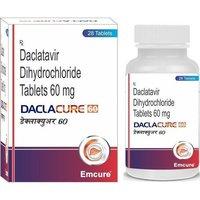 Daclacure Daclatasvir 60mg Tablet
