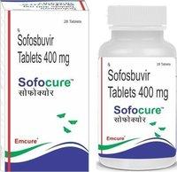 Sofocure Sofosbuvir 400mg Tablet