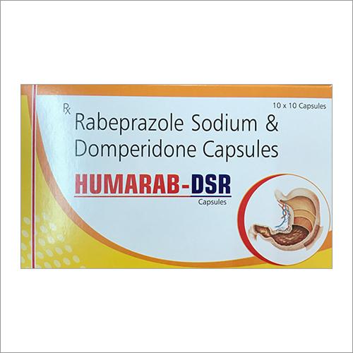 Rabeprazole Sodium Domperidone Capsules
