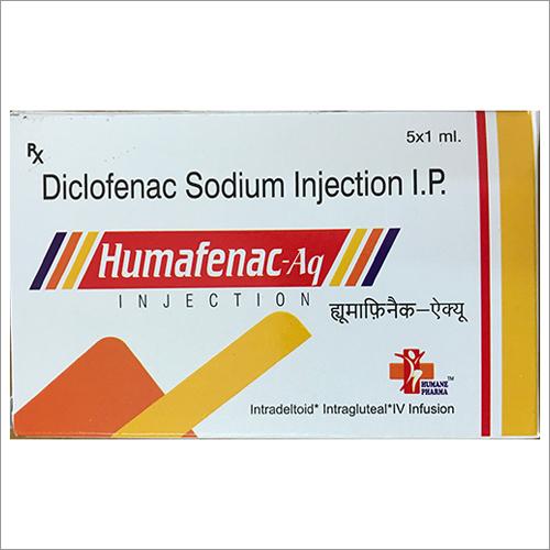 Diclofenac Sodium Injection