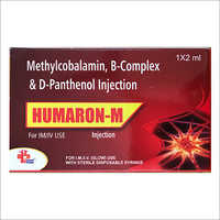 Methylcobalamin B Complex D Panthenol Injection