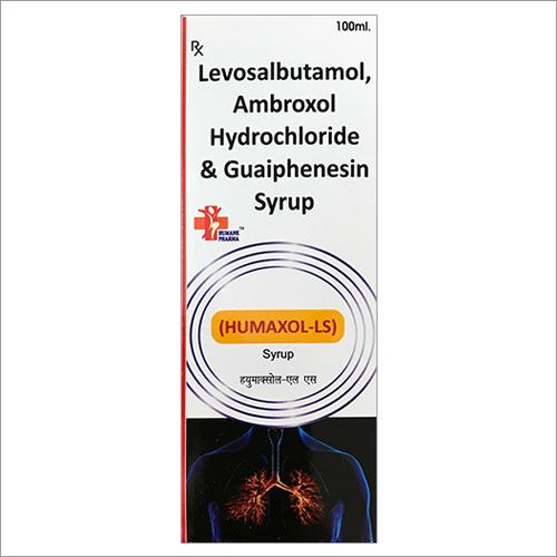 Levosalbutamol Guaiphenesin Syrup