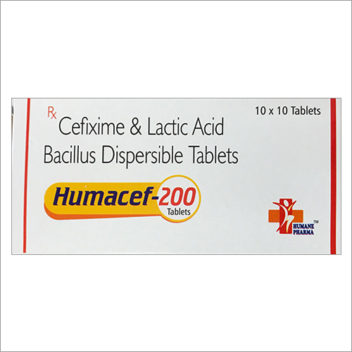 Cefixime With LBS