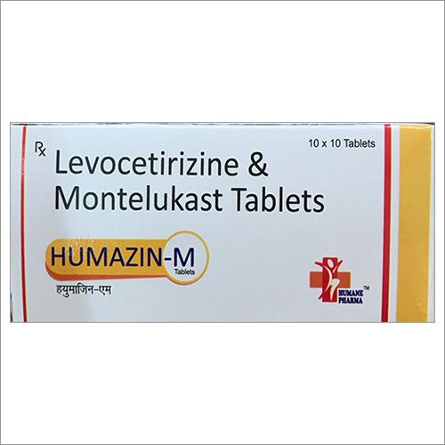 Levocetirizine Montelukast Tablets