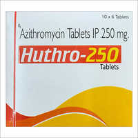250 mg Azithromycin Tablets
