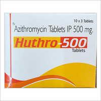 500 mg Azithromycin Tablets