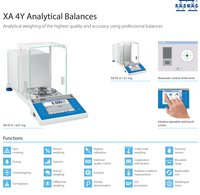 Radwag Analytical Balances Touch Screen