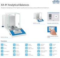 Radwag Analytical Balances Touch Screen