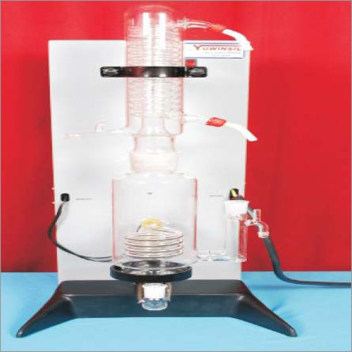 Quartz Single Stage Basic Water Distiller