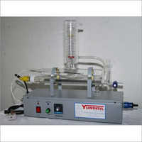Quartz Single Stage XL-Series Water Distiller