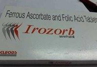 Ferrous Ascobate Folic Acid Tablets