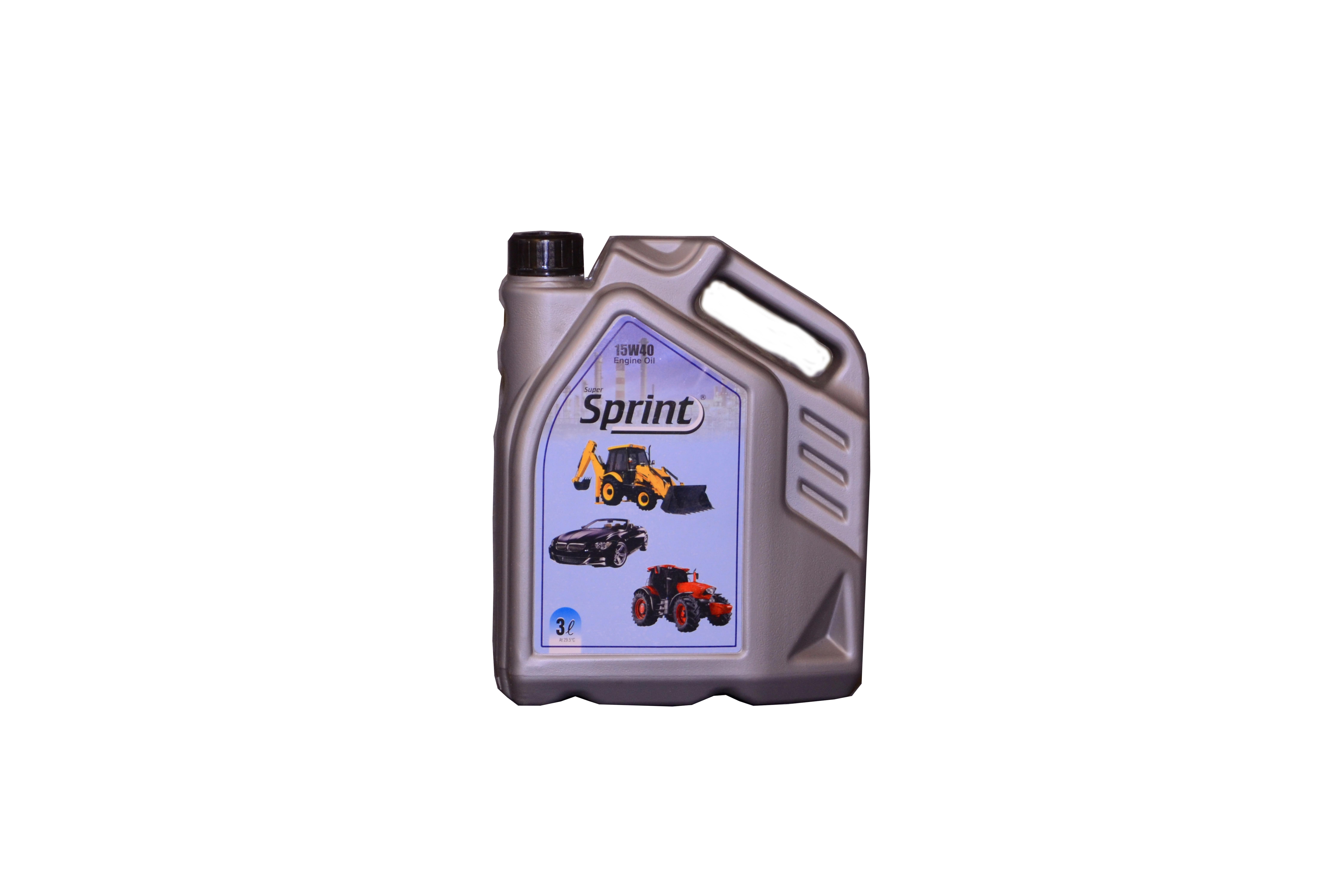 15W40 Engine Oil